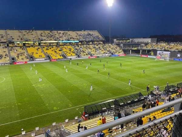 Historic Crew Stadium, secção: 229, fila: 2, lugar: 6