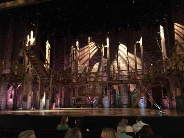 Richard Rodgers Theatre, secção: Orchestra C, fila: G, lugar: 101