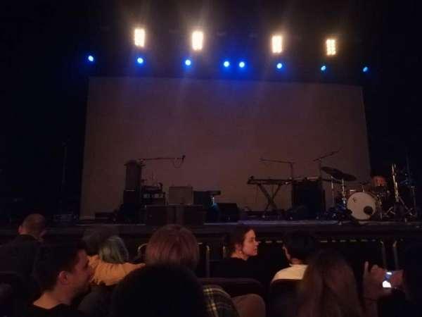 Hippodrome Theatre, secção: CORCH, fila: C, lugar: 104