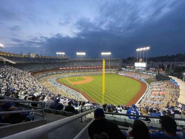 Dodger Stadium, secção: 50RS, fila: CC, lugar: 16