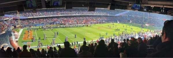 Soldier Field, secção: 242, fila: 12, lugar: 5