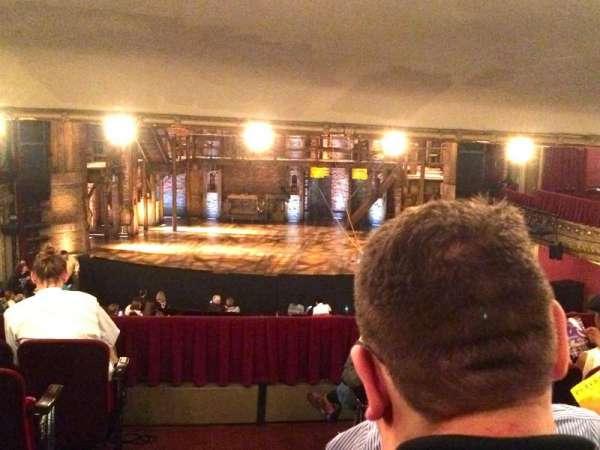 CIBC Theatre, secção: Dress Circle RC, fila: F, lugar: 222