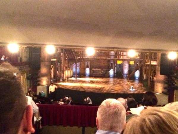 CIBC Theatre, secção: Dress Circle RC, fila: F, lugar: 224