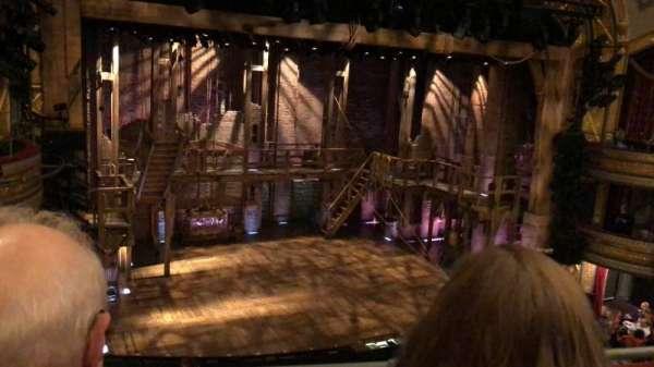 Richard Rodgers Theatre, secção: Front Mezzanine L, fila: B, lugar: 13