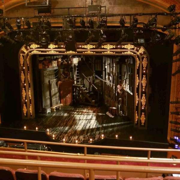 American Airlines Theatre, secção: Mezz, fila: D, lugar: 104
