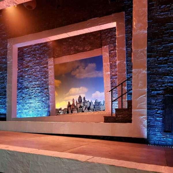 Tony Kiser Theatre, secção: Orch, fila: A, lugar: 111