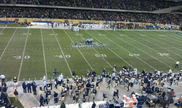 Soldier Field, secção: 339, fila: 1, lugar: 11