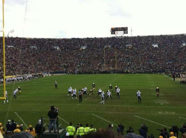 Notre Dame Stadium, secção: 35, fila: 21, lugar: 20
