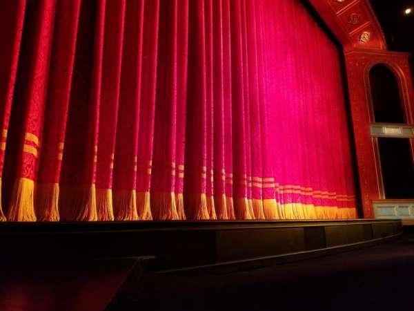 Marquis Theatre, secção: Orchestra L, fila: A, lugar: 9