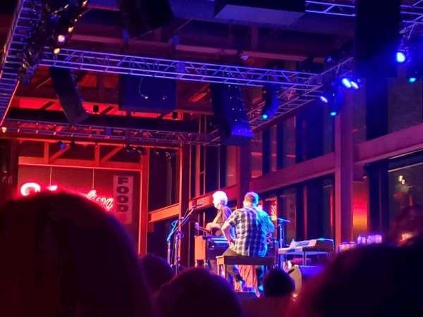 Musikfest Cafe, secção: 500, fila: H, lugar: 16