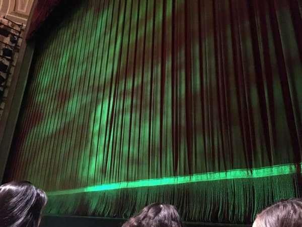 Samuel J. Friedman Theatre, secção: Orchestra R, fila: A, lugar: 120