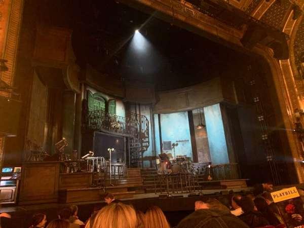 Walter Kerr Theatre, secção: Orchestra L, fila: J, lugar: 5