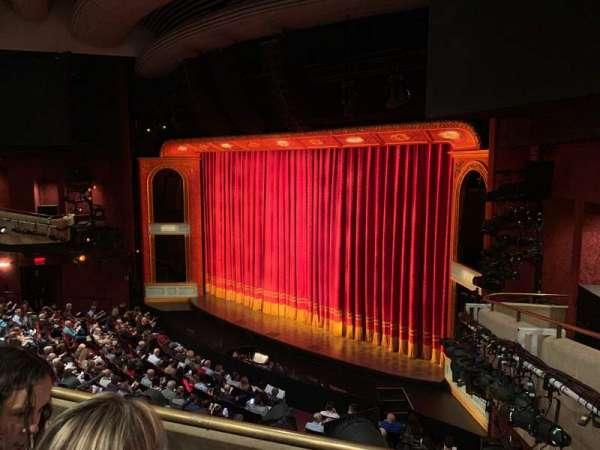 Marquis Theatre, secção: Mezzanine R, fila: B, lugar: 22