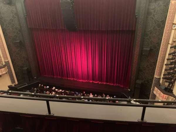 Mainstage at the New York City Center, secção: Balcony, fila: B, lugar: 143