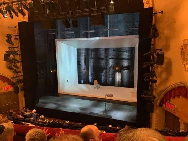 John Golden Theatre, secção: Front Mezzanine R, fila: C, lugar: 120