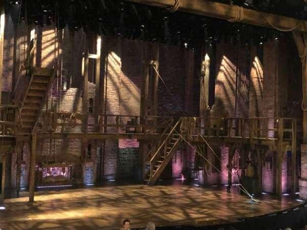 Richard Rodgers Theatre, secção: Orchestra L, fila: P, lugar: 21