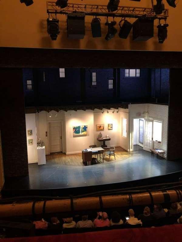John Golden Theatre, secção: Rear Mezzanine LC, fila: A, lugar: 109