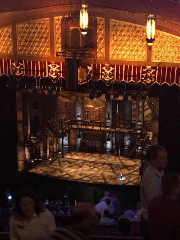 Fox Theatre (Atlanta), secção: Second Dress Circle RB, fila: Q, lugar: 54
