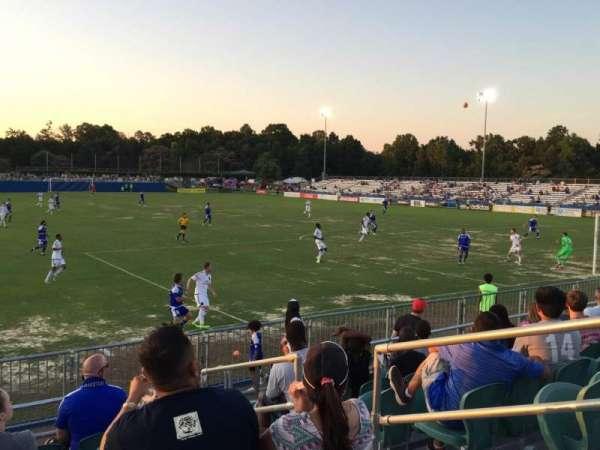 Ramblewood Soccer Complex, secção: 16, fila: 8, lugar: 4