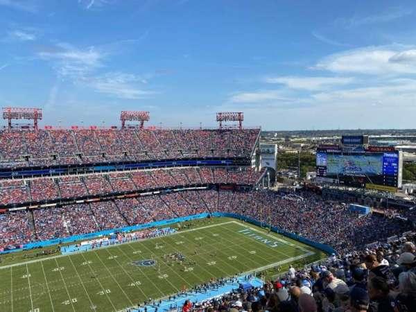 Nissan Stadium, secção: 338, fila: EE, lugar: 15