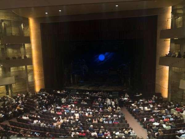 Temple Buell Theatre, secção: Mezz C, fila: A, lugar: 203