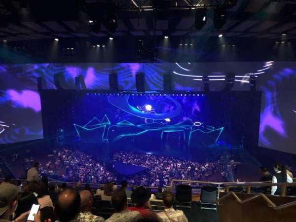 Park Theater at Park MGM, secção: 404, fila: N, lugar: 6
