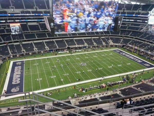 AT&T Stadium, secção: 446, fila: 11, lugar: 25