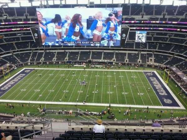 AT&T Stadium, secção: 442, fila: 17, lugar: 23