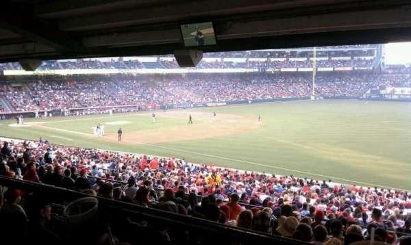 Angel Stadium, secção: 228, fila: handicap, lugar: 5