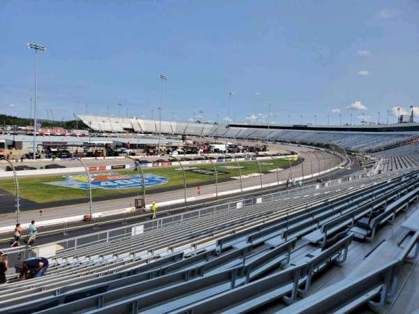 Richmond Raceway, secção: capital I, fila: 24, lugar: 27