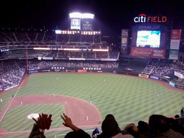 Citi Field, secção: 507