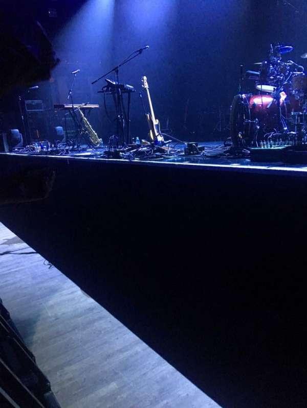 O2 Academy Birmingham, secção: Standing, fila: Front, lugar: Row