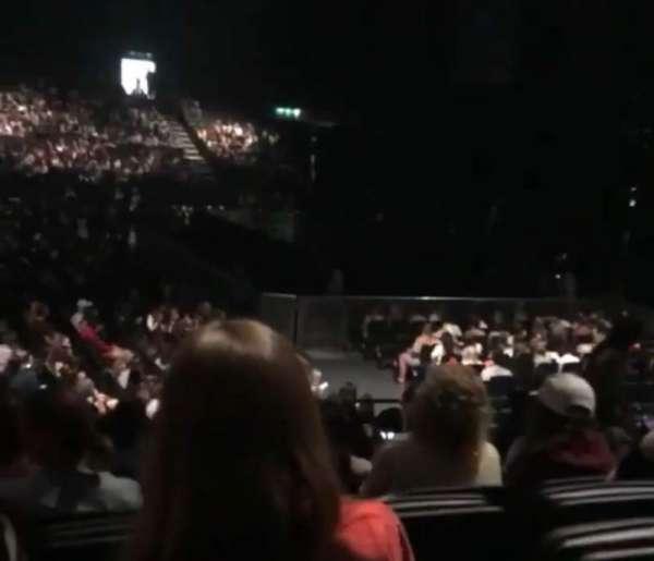 Arena Birmingham, secção: 2 (Lower), fila: Q, lugar: 53