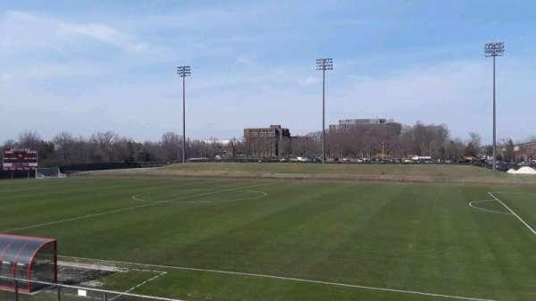 Yurcak Field, secção: 2, fila: 12, lugar: 10