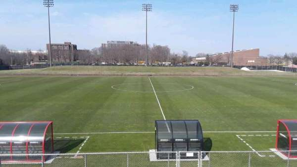Yurcak Field, secção: 5, fila: 10, lugar: 7