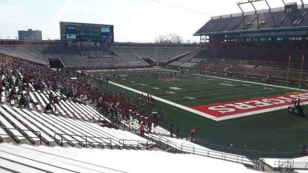 SHI Stadium, secção: 120, fila: 38, lugar: 14