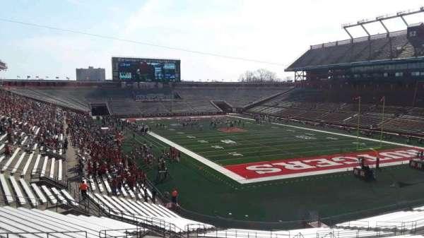 SHI Stadium, secção: 119, fila: 39, lugar: 14