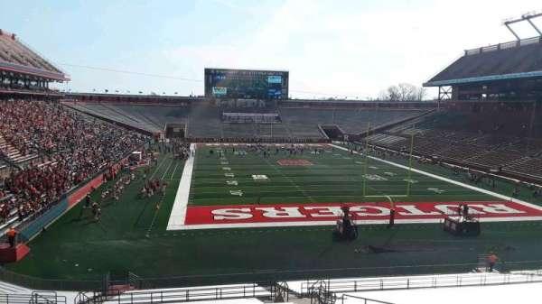 SHI Stadium, secção: 117, fila: 38, lugar: 14