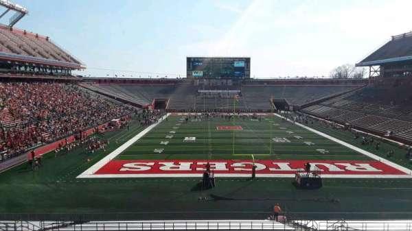 SHI Stadium, secção: 116, fila: 38, lugar: 14