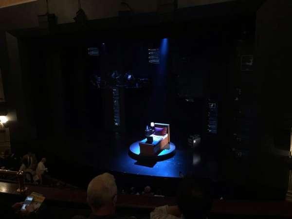 Music Box Theatre, secção: Mezzanine R, fila: C, lugar: 12