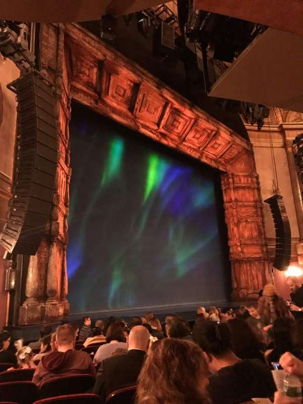 St. James Theatre, secção: ORCHL, fila: L, lugar: 27