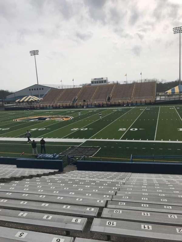 Dix Stadium, secção: 2, fila: 4, lugar: 8