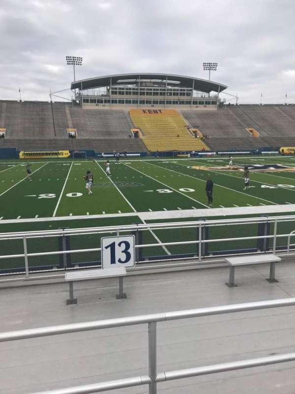 Dix Stadium, secção: 13, fila: C, lugar: 12