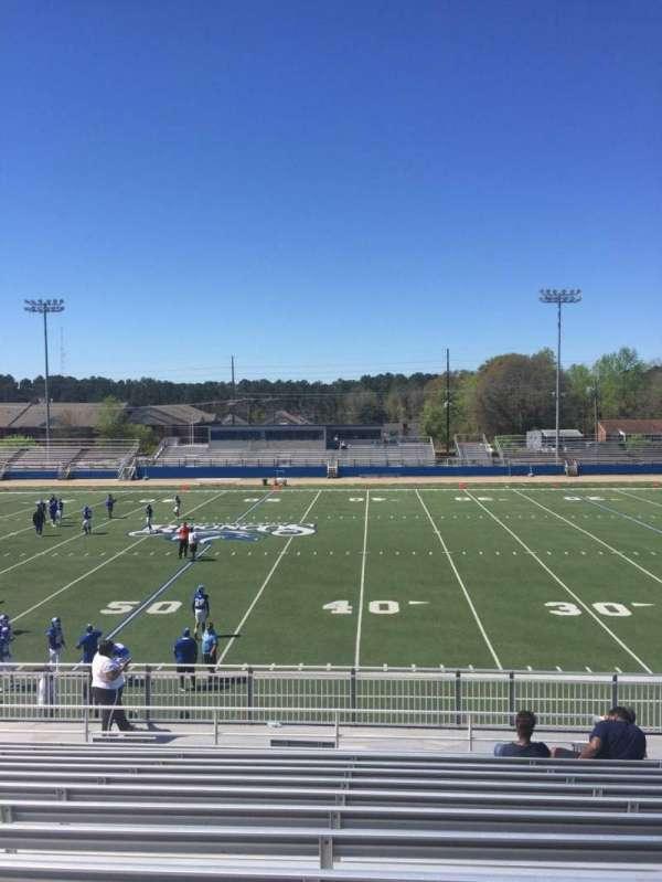 Luther Nick Jeralds Stadium, secção: 104, fila: T, lugar: 11