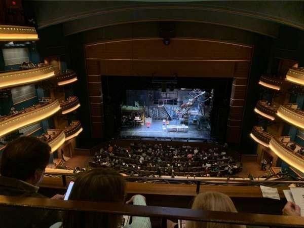 Mead Theatre at the Schuster Center, secção: Upper Balcony Left, fila: BB, lugar: 130