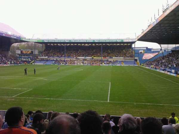 Hillsborough Stadium, secção: X1, fila: 16, lugar: 175
