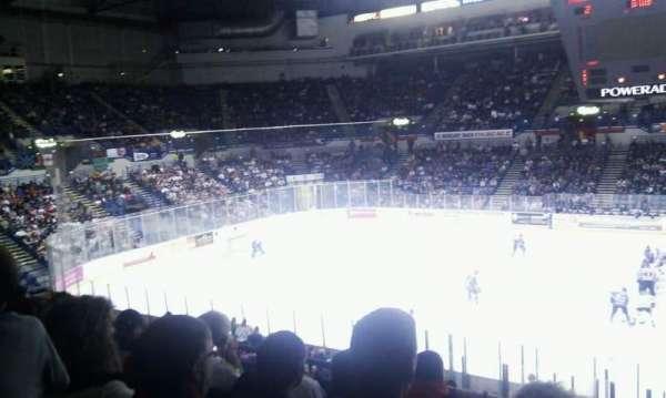 FlyDSA Arena, secção: 217, fila: E, lugar: 20