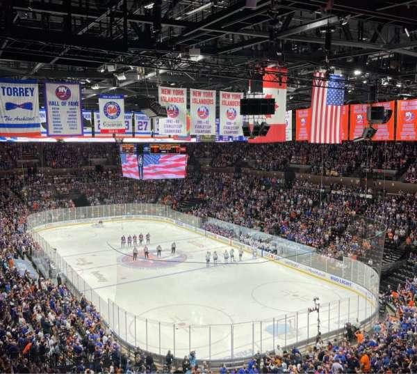 Nassau Veterans Memorial Coliseum, secção: 236, fila: 10, lugar: 7