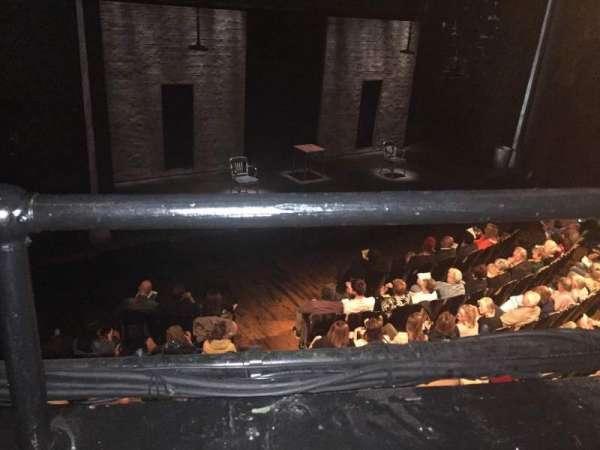 Studio 54, secção: Front Mezzanine, fila: AA, lugar: 2