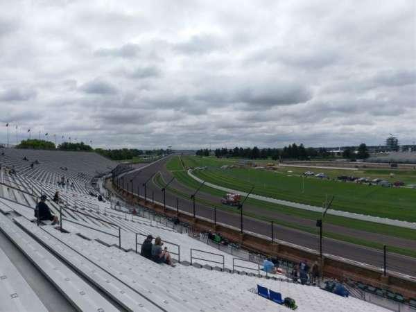 Indianapolis Motor Speedway, secção: 13, fila: AA, lugar: 13